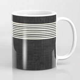 Band in Black and White Coffee Mug