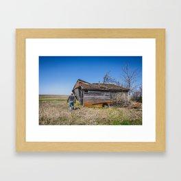 Adam Hoffman Homestead 2 Framed Art Print