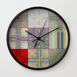 "Cos(Sin(j) × i ÷ k + Cos(i) × j ÷ n) × 0.7    [""TV""] Wall Clock"