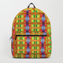 1907 Frugal pattern ... Backpack
