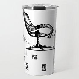 Chair on Factory Travel Mug
