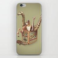 ale giorgini iPhone & iPod Skins featuring Noah's Ale by Santo76