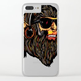 Teen Wolf Clear iPhone Case