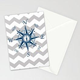Nautical Anchor, Nautical Art Print, Linen Textured, Nautical Print, Ship Anchor, Nautical Art, Nautical, Ocean, Sea, Sailing Art Print, Nautical Decor, Anchor Poster, Kids Room, Nursery, Playroom, Children's Art Print, Compass Stationery Cards