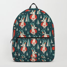 Woodland Reindeer Backpack