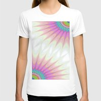 sunshine T-shirts featuring Sunshine by David Zydd - Colorful Mandalas & Abstrac