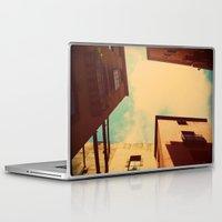 spain Laptop & iPad Skins featuring Spain by Emma.B