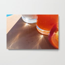 Summer dream and light reflections Metal Print