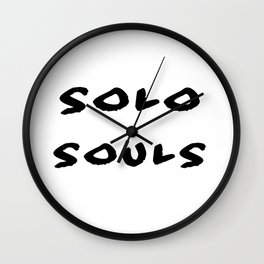 Solo Souls, Clean Wall Clock