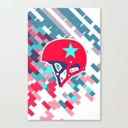Roller Derby Canvas Print