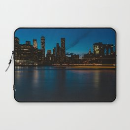 New York Lights II Laptop Sleeve