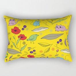 Tea time Rectangular Pillow