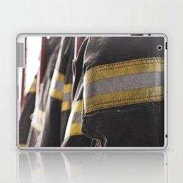 Firefighter Jackets Laptop & iPad Skin