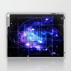Galaxy sacred geometry Laptop & iPad Skin