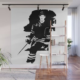 Jack Eichel - the Buffalo Saviour Wall Mural
