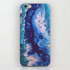 Aquatic Meditation iPhone & iPod Skin