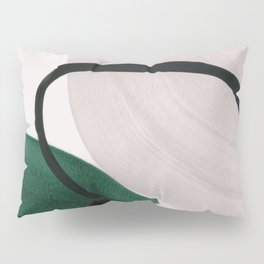 minimalist painting 01 Pillow Sham