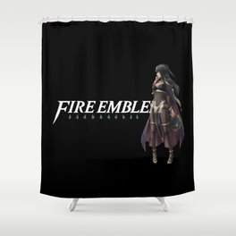 Fire Emblem - Tharja Shower Curtain