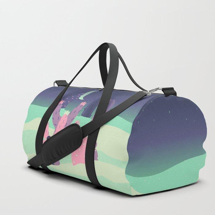Pocket Desert Duffle Bag