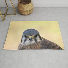 Beautiful Kestrel Rug