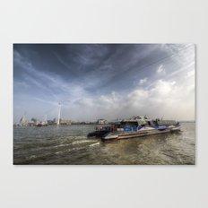 Thames Clipper  Canvas Print