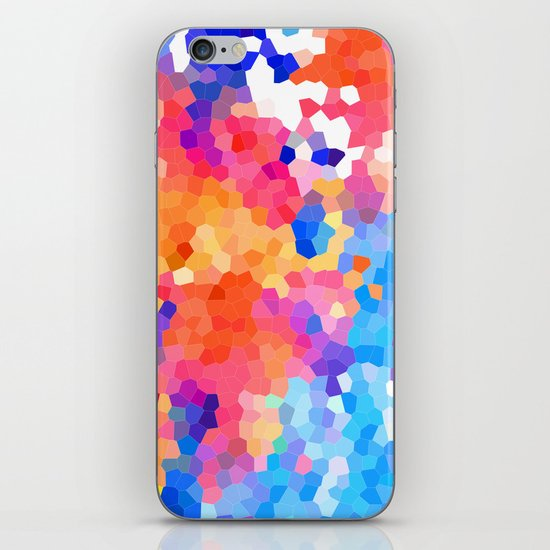 Summer Garden iPhone & iPod Skin