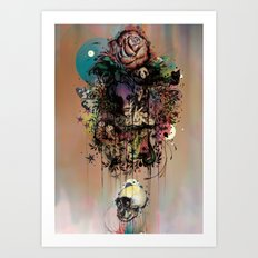 Fauna and Flora Art Print