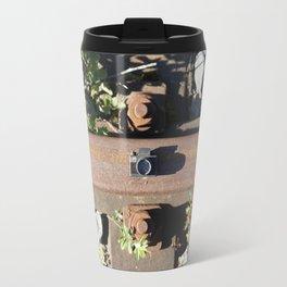 Quadrants Travel Mug