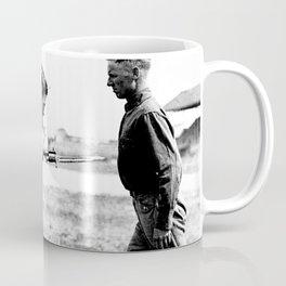 Bayonet Fighting Instruction Coffee Mug