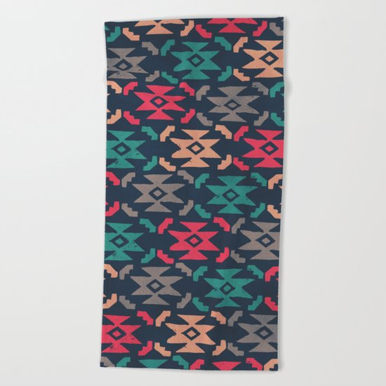 Prairie Beach Towel