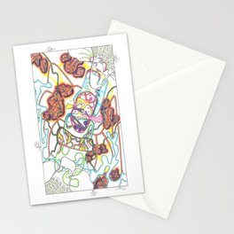Kuiper's Meteorite Belt Stationery Cards