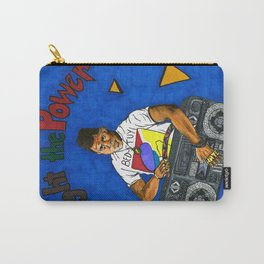 Fight the Power- RADIO Carry-All Pouch