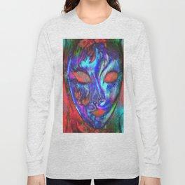 Mask 01 Long Sleeve T-shirt