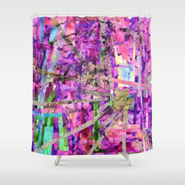 Enjoy it While it Lasts Shower Curtain