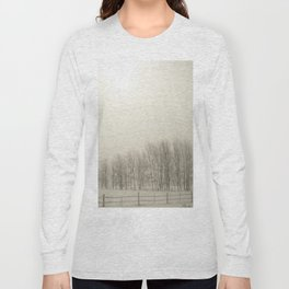 Winter 4 Long Sleeve T-shirt