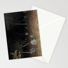 Cemetery Forest Stationery Cards