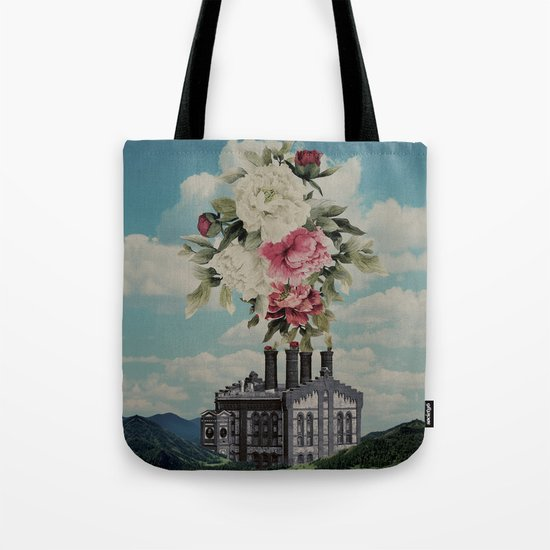 The Factory of Love Tote Bag