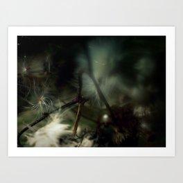 La decima vittima...or else. Art Print