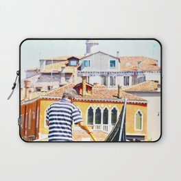 The Gondolier Laptop Sleeve