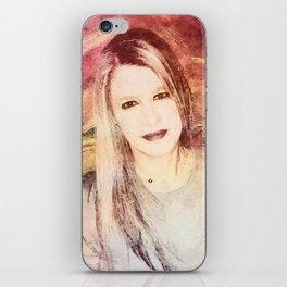 SHE II iPhone Skin