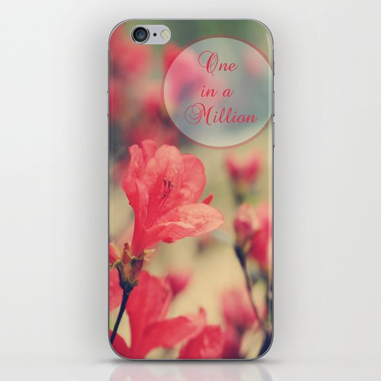 One in a Million iPhone & iPod Skin