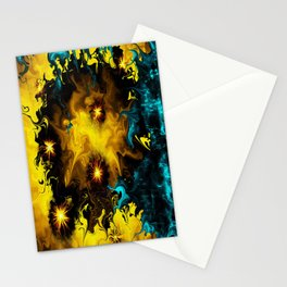 Deceiving Conflict Stationery Cards