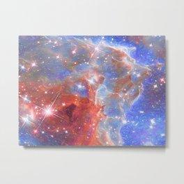 Star Factory Metal Print