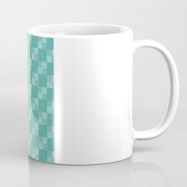 Pixel Sea Coffee Mug