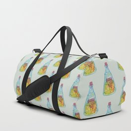 PIZZA POTION Duffle Bag