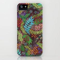 Garden  Slim Case iPhone (5, 5s)