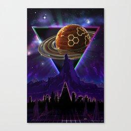 Summon the Future Canvas Print