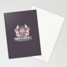 Turtle Recall Stationery Cards