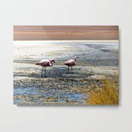 The Amazing Salt Flats of Bolivia #1 Metal Print