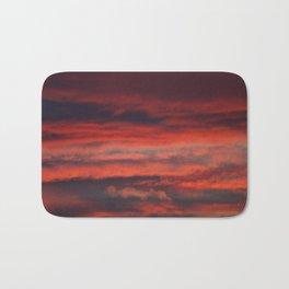 Sunset Bath Mat